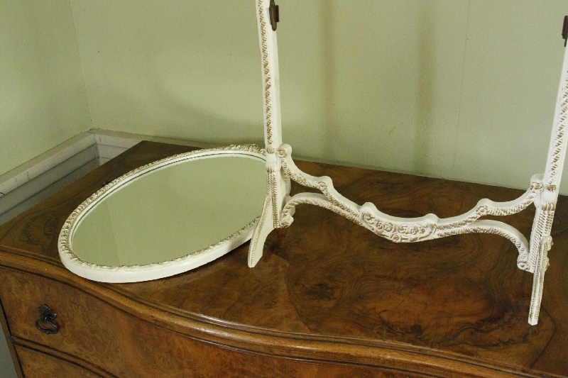 アンティーク テーブルミラーmi1g8