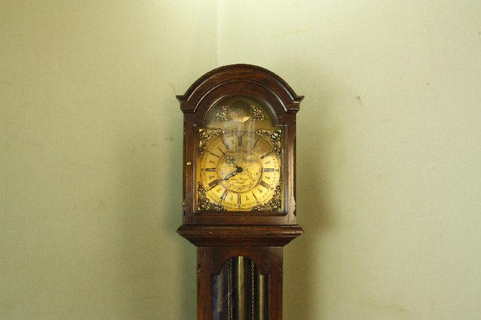 アンティーク柱時計(グランドファーザークロック)sok16m 画像1