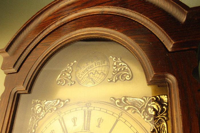 アンティーク柱時計(グランドファーザークロック)sok16m 画像4