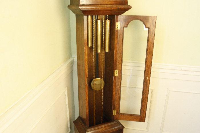 アンティーク柱時計(グランドファーザークロック)sok16m 画像10