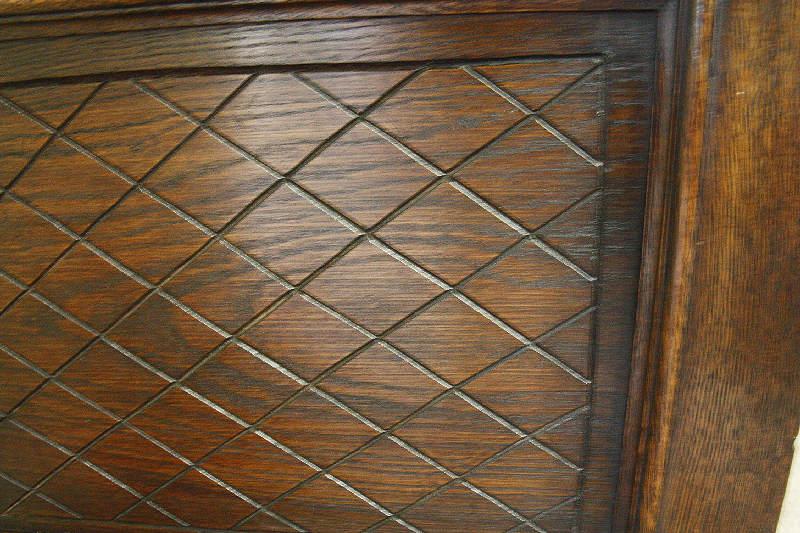 アンティークブランケットボックスsok3i画像11左側