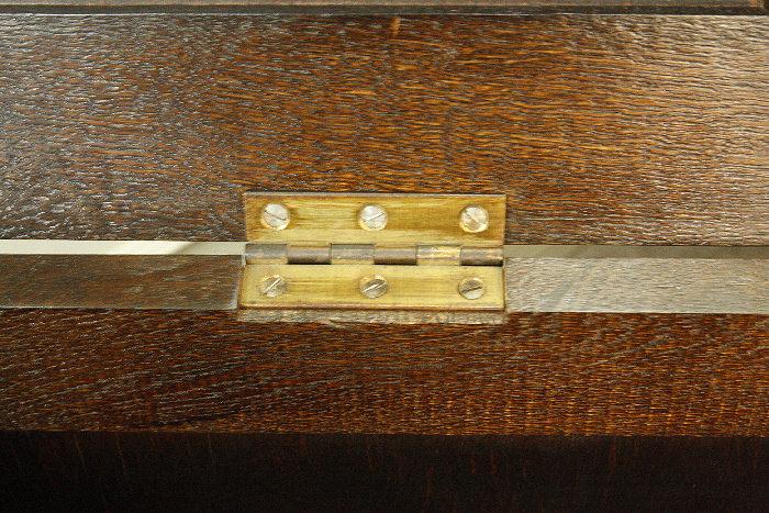 アンティークブランケットボックスsok8m画像10