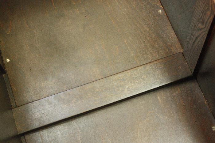 アンティークブランケットボックスsok8m画像11左側