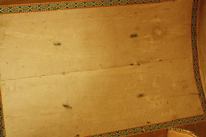 アンティークトランク(木箱)sok9i画像3右側