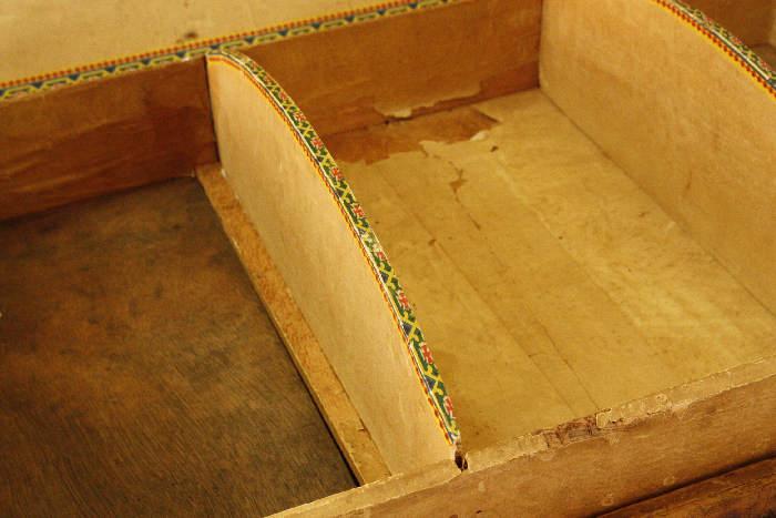 アンティークトランク(木箱)sok9i画像4