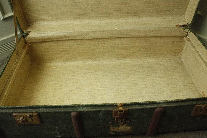アンティークトランク(スーツケース)soz11m画像4