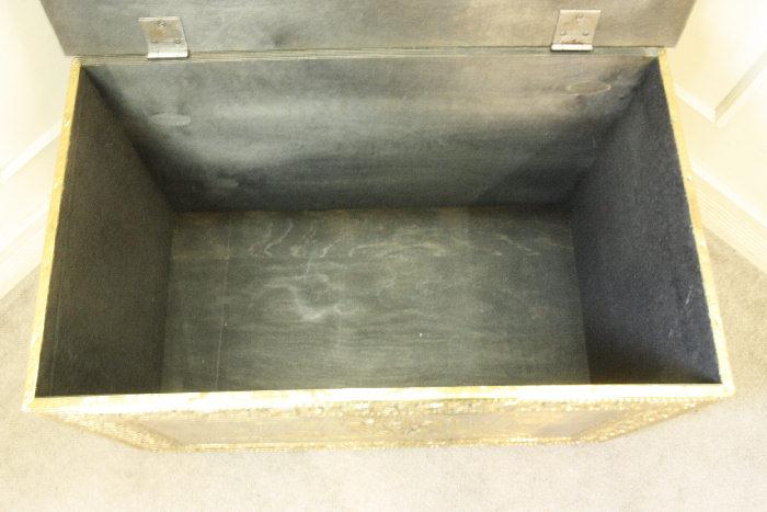 アンティークブランケットボックスsoz28m画像16