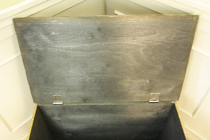 アンティークブランケットボックスsoz28m画像17左側