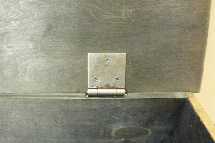アンティークブランケットボックスsoz28m画像18右側