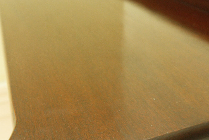 アンティークグラスキャビネットcb26m 画像5左側
