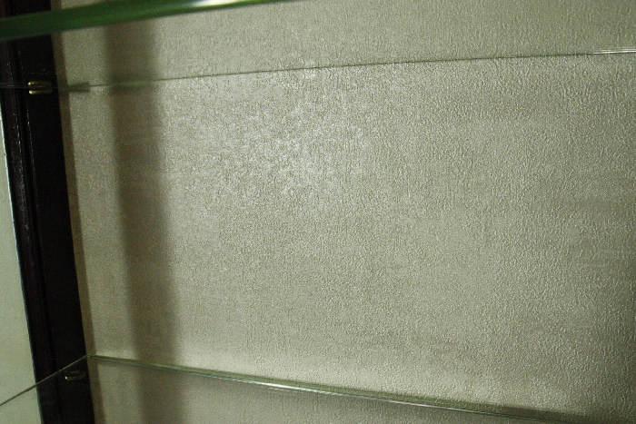 アンティークグラスキャビネットcb33i画像6右側