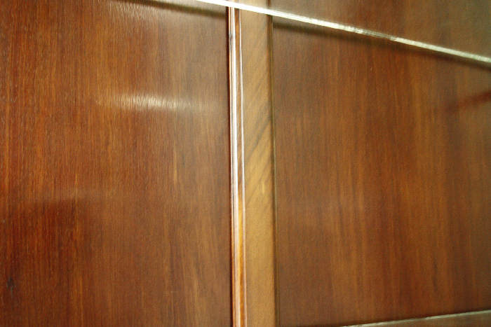 アンティークグラスキャビネットcb38i画像9右側