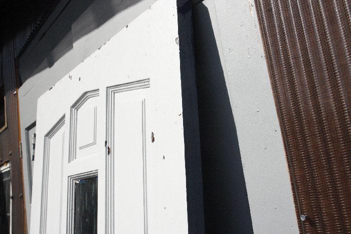 アンティークガラスドアdr10m 画像18右側