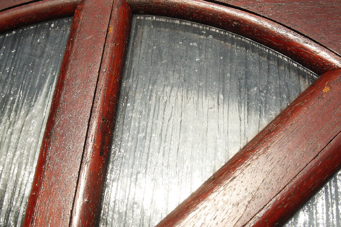 アンティークガラスドアdr20m画像16左側