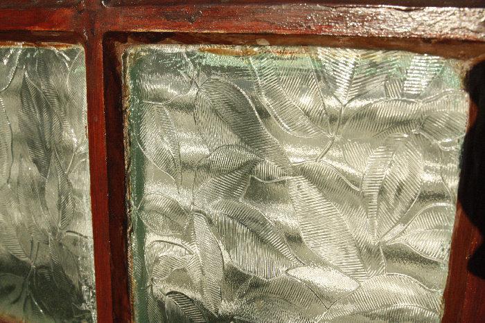 アンティークガラスドアdr23m画像16