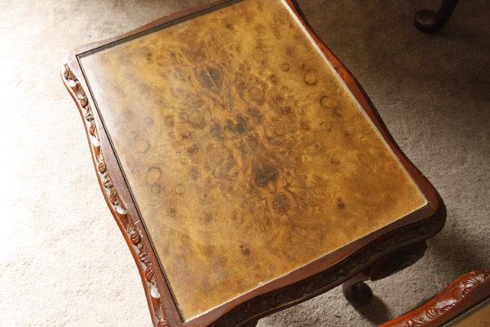 アンティークネストテーブルtb10k画像18右側