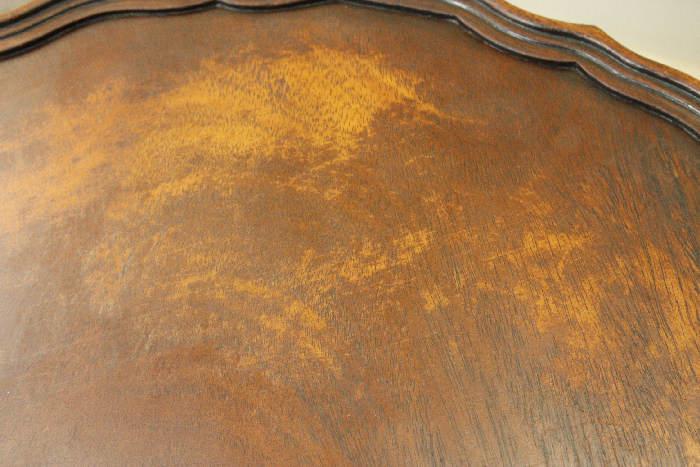 アンティークワインテーブルtb13i画像11左側