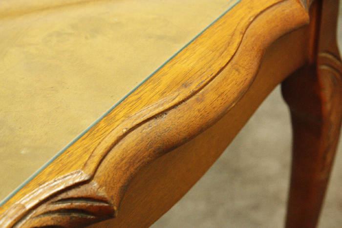 アンティークネストテーブルtb15i 画像9右側