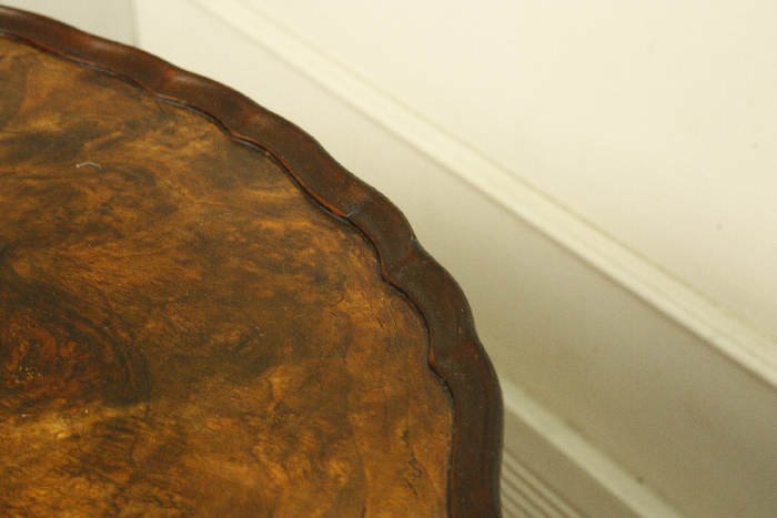 アンティークコーヒーテーブルtb17i画像3右側