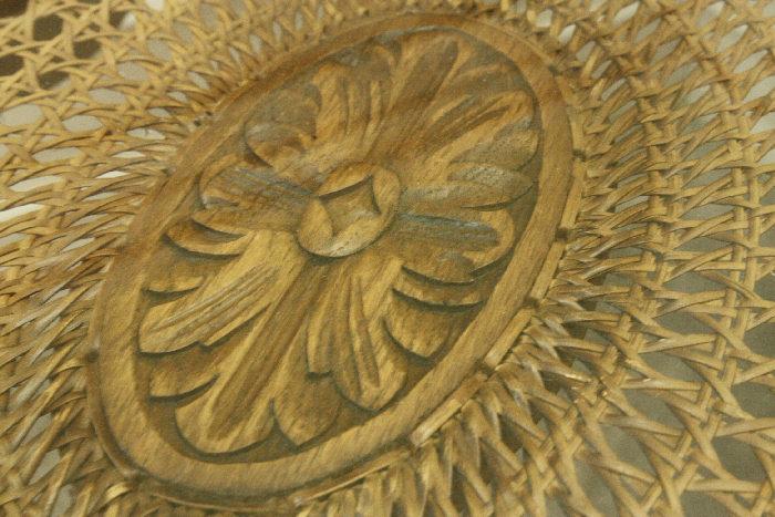 アンティークフレンチセンターテーブルtb18k 画像11左側