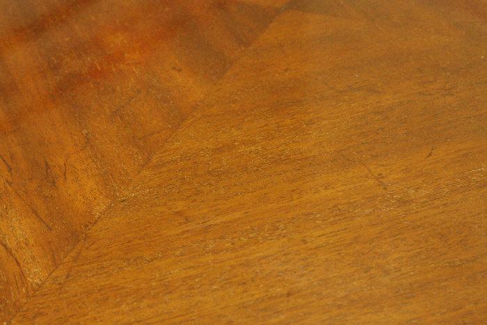 アンティークラウンドコーヒーテーブルtb19i画像9右側