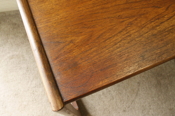 アンティークGプランネストテーブルtb22k画像3右側