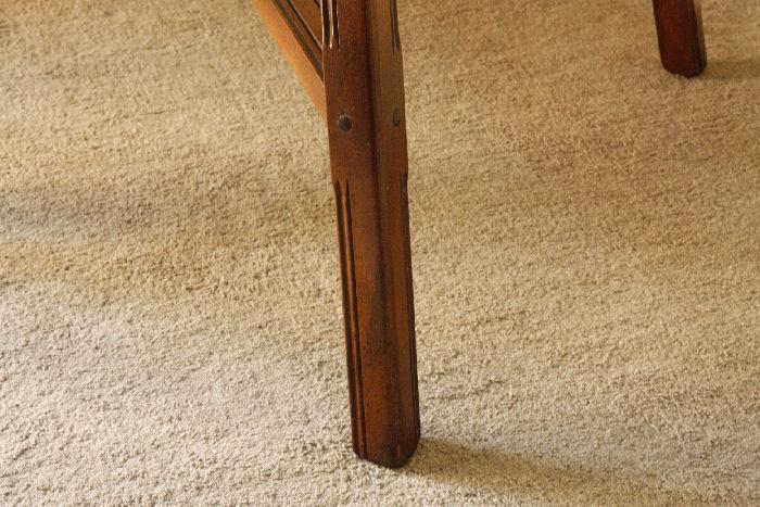 アンティークアーコールドロップリーフテーブルtb25k画像3右側