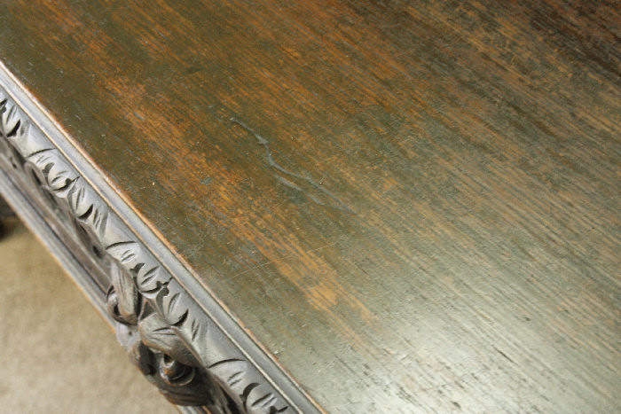 アンティークヴィクトリアンサイドテーブルtb29k画像9右側