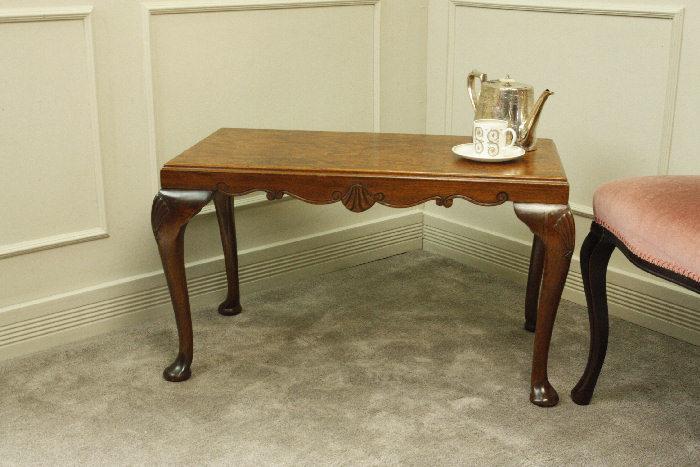 アンティークコーヒーテーブルtb2k 画像1