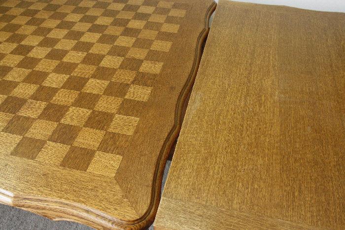 アンティークルイ15世フレンチダイニングテーブルtb32k画像3右側