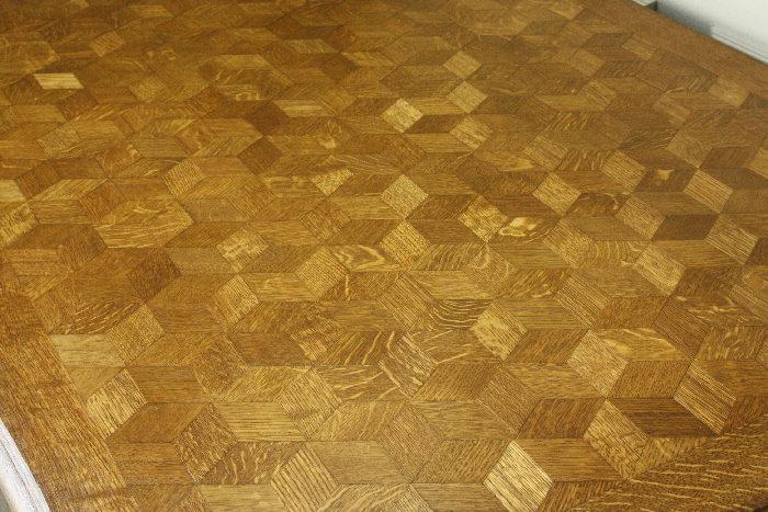 アンティークルイ15世フレンチダイニングテーブルtb37k画像9右側