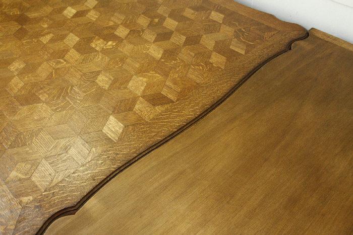 アンティークルイ15世フレンチダイニングテーブルtb37k画像16