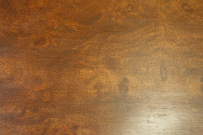 アンティークウォールナットエクステンションダイニングテーブルtb44k 画像11左側