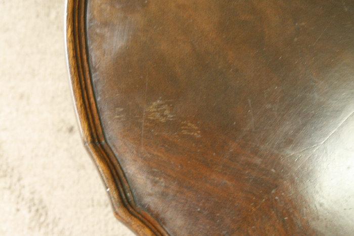 アンティークコーヒーテーブルtb46k 画像10